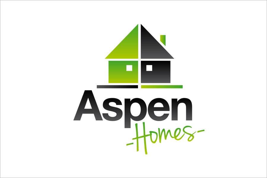 Bài tham dự cuộc thi #                                        433                                      cho                                         Logo Design for Aspen Homes - Nationally Recognized New Home Builder,