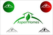 Bài tham dự #909 về Graphic Design cho cuộc thi Logo Design for Aspen Homes - Nationally Recognized New Home Builder,