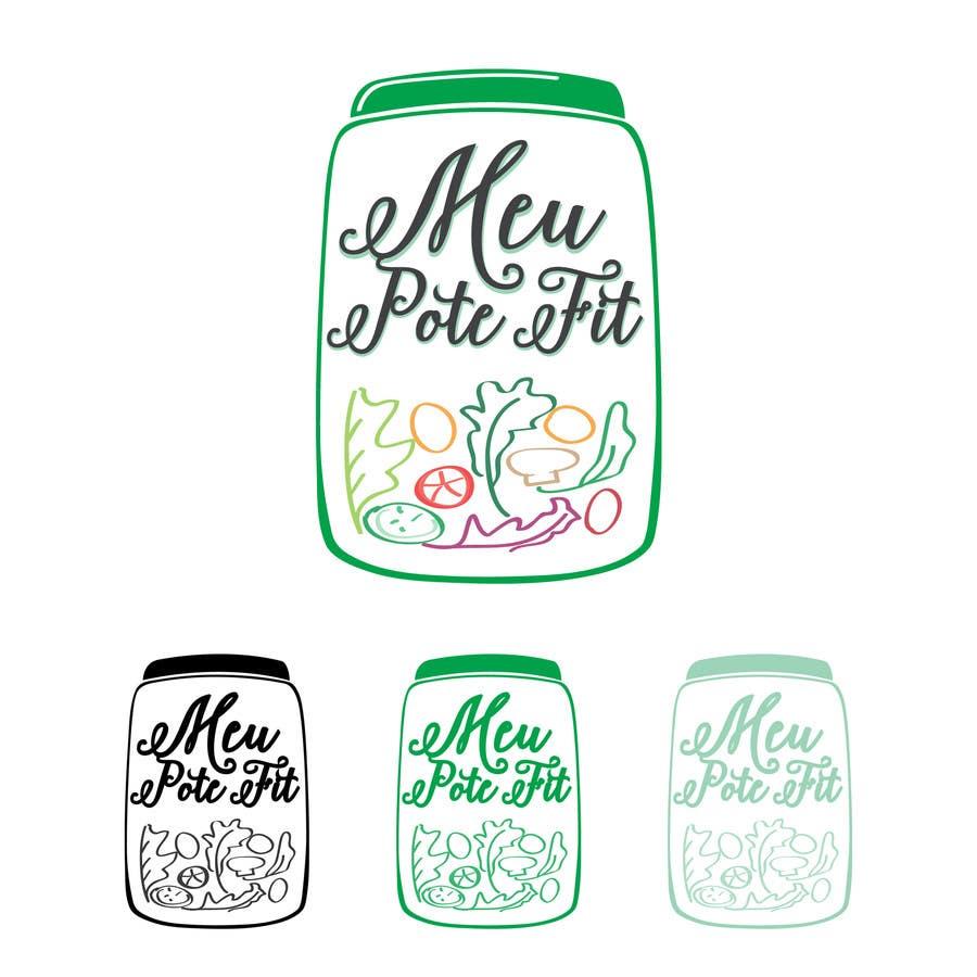 Participación en el concurso Nro.17 para Design a Logo for new restaurant of healthy food