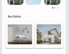 #6 for i need a UI (Image format) for mobile app homepage - Adobe XD by Florolmos