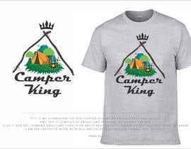 #185 for Camper King Merchandise af dulhanindi