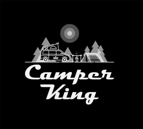 Penyertaan Peraduan #                                        190                                      untuk                                         Camper King Merchandise