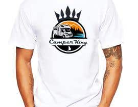 #182 for Camper King Merchandise af somsherali8