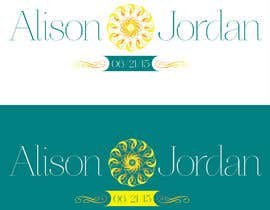 #11 untuk Design our official wedding logo! oleh andcreative21