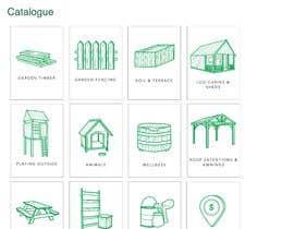 nicoleatwork tarafından Create modern Icons for website için no 20