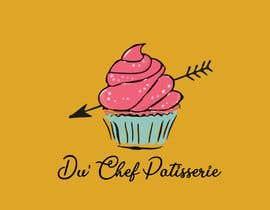 #8 para Logotipo - Du Chef Pâtisserie - Doceria por NomanLogoDesigns