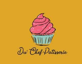 #31 para Logotipo - Du Chef Pâtisserie - Doceria por NomanLogoDesigns