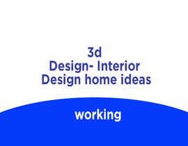 nº 28 pour 3d Design- Interior Design home ideas par AbodySamy