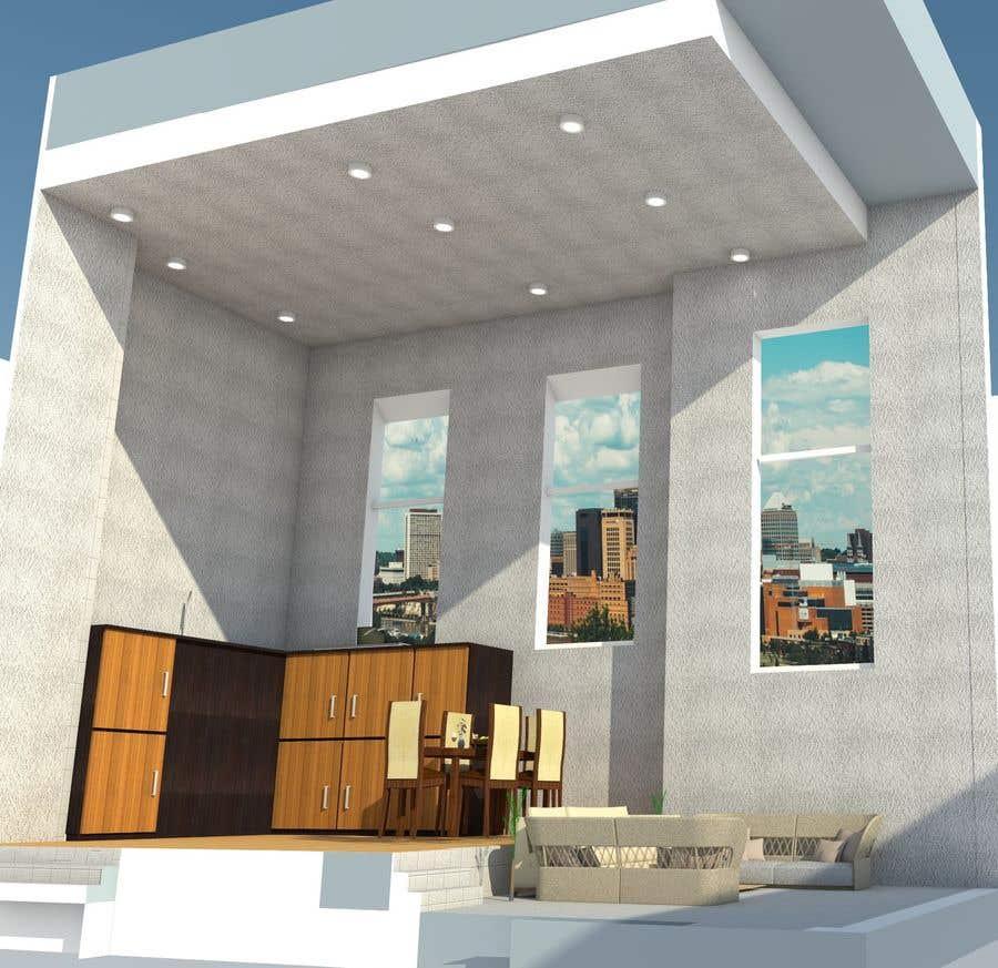 Proposition n°                                        27                                      du concours                                         3d Design- Interior Design home ideas