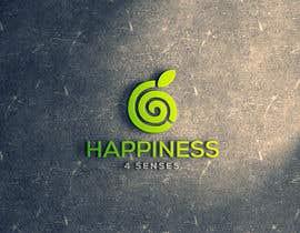 "#399 cho create a logo ""happiness 4 senses"" bởi MdRahatHossain"