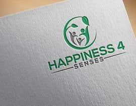 "#300 cho create a logo ""happiness 4 senses"" bởi lotfabegum554"