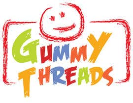 #22 para Logo Design for 'GUMMY THREADS' por GreenworksInc