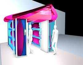 nº 32 pour Design a Surfboard Locker for the Sharing Economy par panjamon