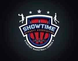 #68 cho Fantasy Basketball League Logo bởi Mnoeem