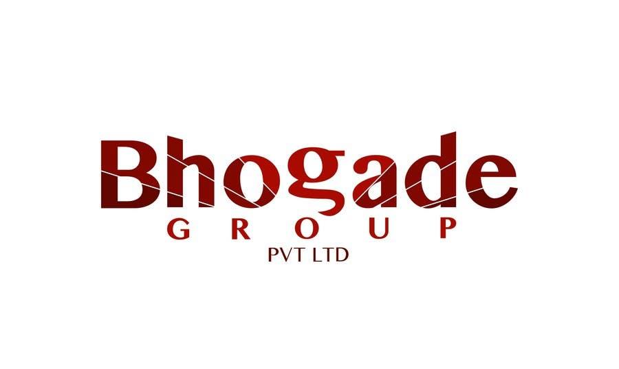 Bài tham dự cuộc thi #                                        22                                      cho                                         Logo Design for Bhogade Properties Pvt. Ltd.