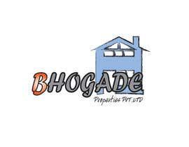 #29 for Logo Design for Bhogade Properties Pvt. Ltd. af marjos13