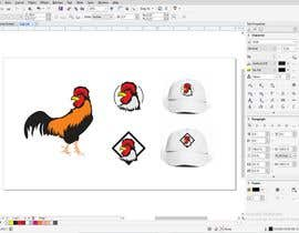 #26 for Cock head ball cap design by YPAL66