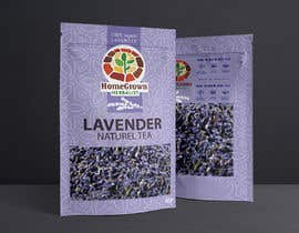 #15 for Create a bag design for cut and sifted herbal tea pouch by yasineker