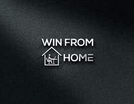 #128 untuk Logo for Win From Home oleh nh7729557