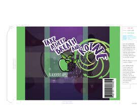 #26 untuk CBD Beverage Labels - Three Flavors oleh romulonatan