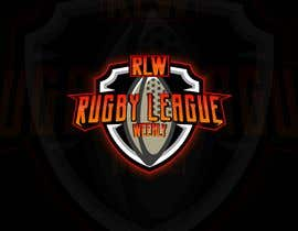 #69 for RugbyLeague Logo by mdimad