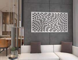 #77 para Design laser cut metall wall art panel por kaushikankur50