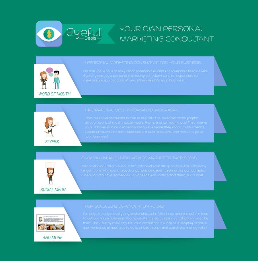 "Intrarea #21 pentru concursul ""Contest that will lead to more (Infographic design)"""