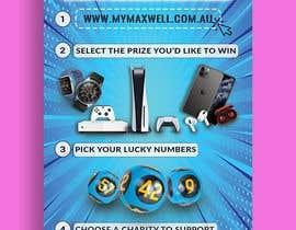 #266 untuk Help design a flyer for a Charity Lotto company oleh sazzadhossainsh2