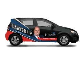 #90 , Design Professional Car Wrap for Lawyer 来自 dinesh11580