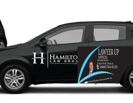 #76 for Design Professional Car Wrap for Lawyer by logo123123