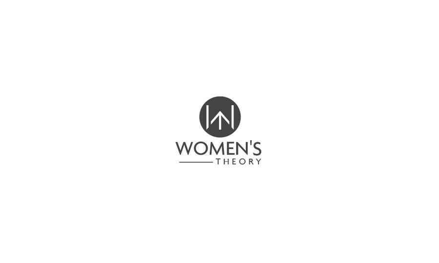 Inscrição nº                                         583                                      do Concurso para                                         I want a cool logo for my brand Women's Theory.