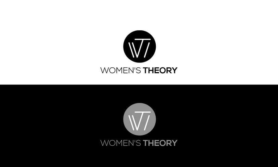 Inscrição nº                                         586                                      do Concurso para                                         I want a cool logo for my brand Women's Theory.