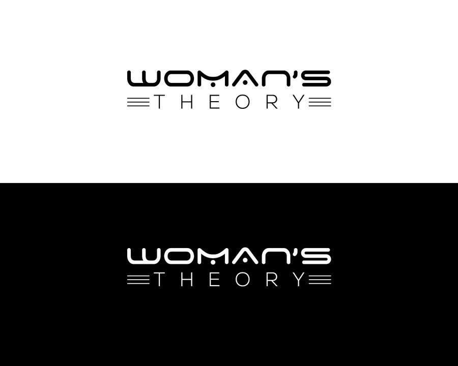 Inscrição nº                                         287                                      do Concurso para                                         I want a cool logo for my brand Women's Theory.