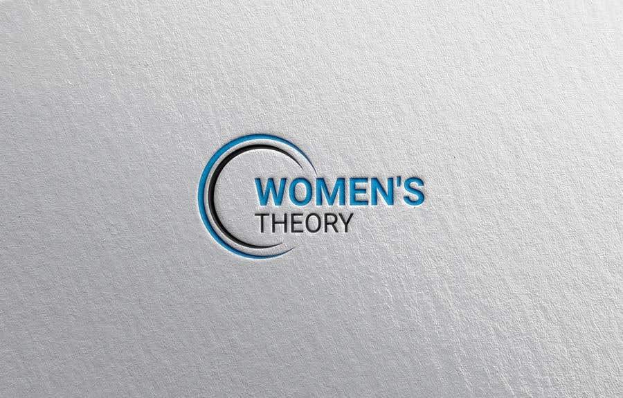 Inscrição nº                                         25                                      do Concurso para                                         I want a cool logo for my brand Women's Theory.