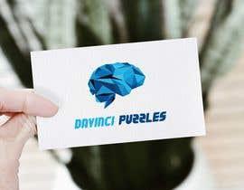 #114 for DaVinci Puzzles - LOGO + letter head + biz card by dulukhan65