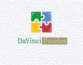 #130 for DaVinci Puzzles - LOGO + letter head + biz card by morshedalamsajin