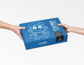 #87 for DESIGN A SHIPPING BOX by cutterman