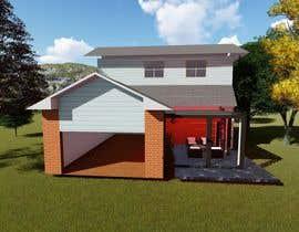 #36 para Exterior house design por ImtiazNasim13