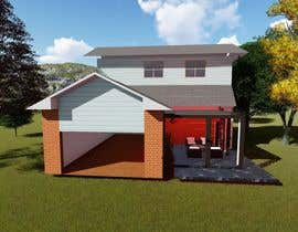 #36 cho Exterior house design bởi ImtiazNasim13