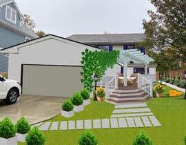 #33 para Exterior house design por KhairunNahar37