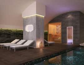 #19 para 3D rendering for a Hotel's Wellness Area por ascgRulZdesign