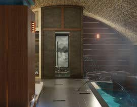 #25 para 3D rendering for a Hotel's Wellness Area por JeremiasGMW