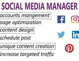 #22 for Social media marketing by noyonislam393