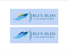 #38 for New Logo for Pontoon Boat Charters - Blue Bliss Charters af shreejonykumer20