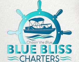 #107 for New Logo for Pontoon Boat Charters - Blue Bliss Charters af abdesigner04