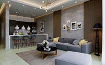 Apartment interior design için Building Architecture56 No.lu Yarışma Girdisi