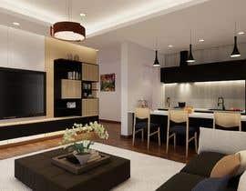 #63 untuk Apartment interior design oleh husni6465