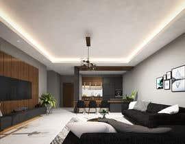 #55 untuk Apartment interior design oleh adeelmeledath