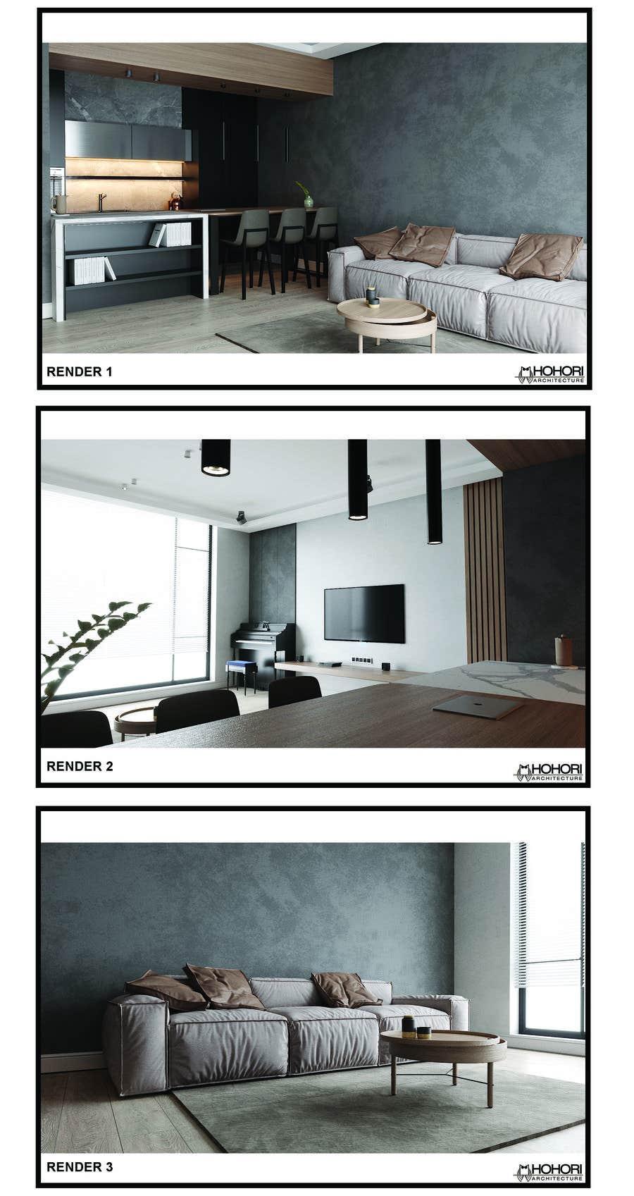 Bài tham dự cuộc thi #                                        42                                      cho                                         Apartment interior design