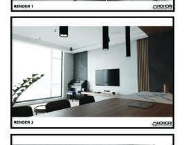 #42 untuk Apartment interior design oleh arzzgny